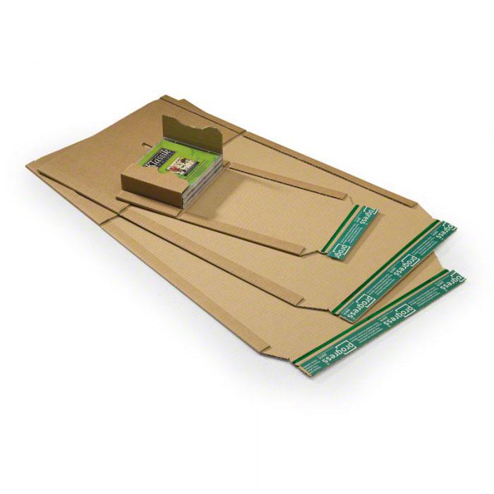 Obálky, zásilkové obaly, sáčky