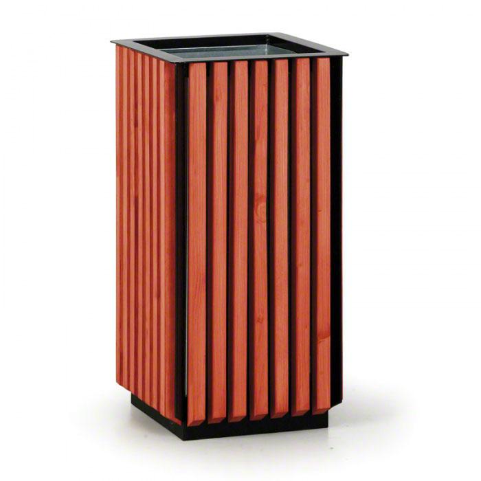 Venkovní odpadkové koše a popelnice