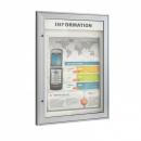 Venkovní informační vitríny