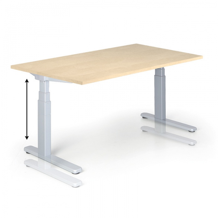 Výškově nastavitelné stoly