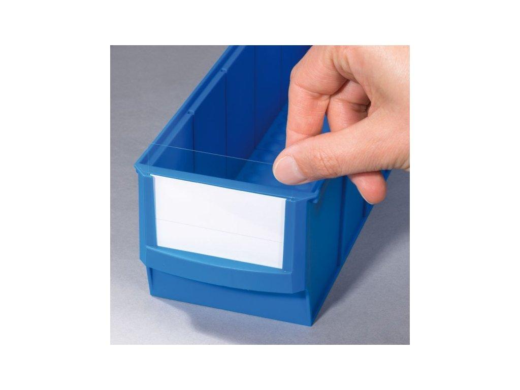 Štítky pro popis, šířka 150 mm, 20 ks