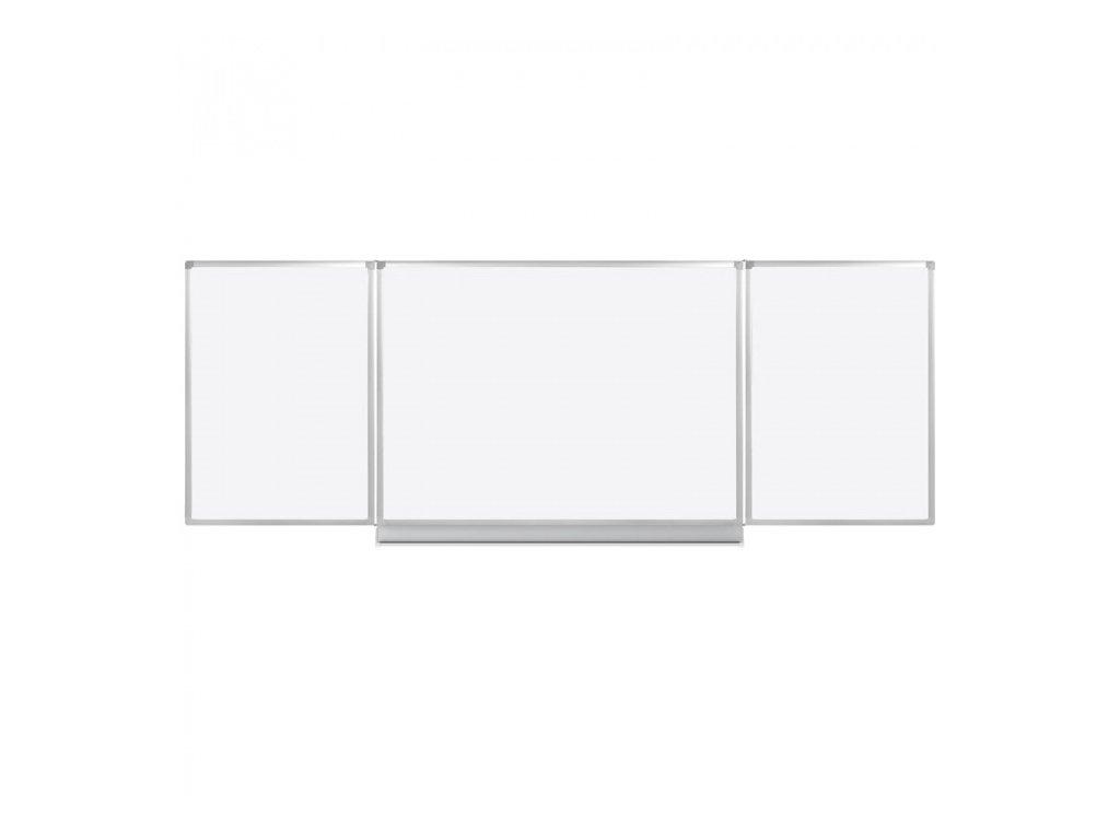 Otevírací tabule popisovací, 120 x 400 cm