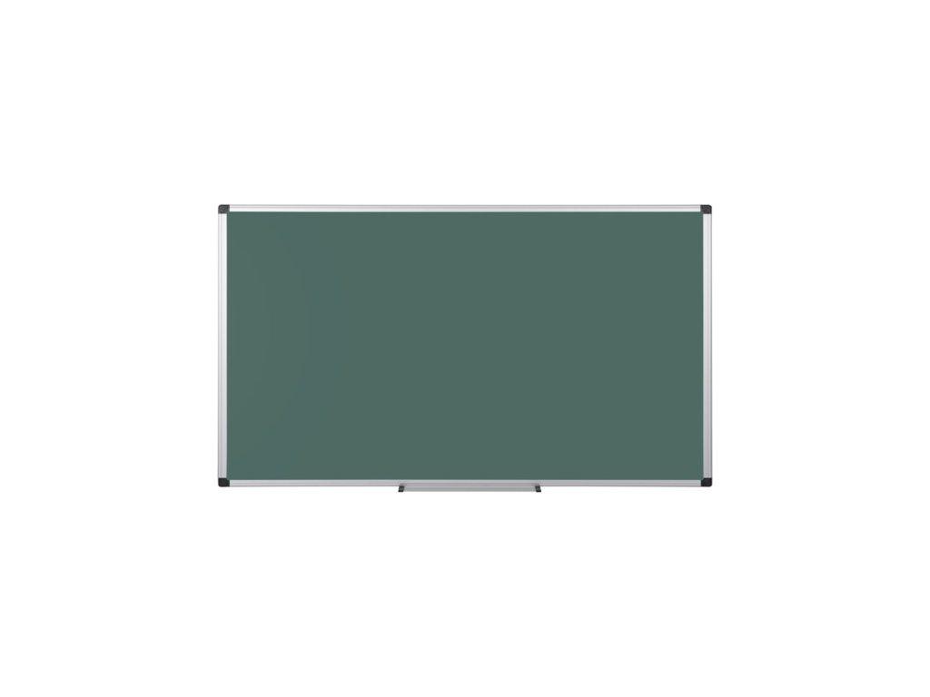 Zelená školní keramická popisovací tabule, 2000 x 1000 mm