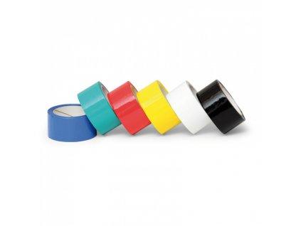Lepící páska žlutá, 48 mm x 66 m, 36 ks