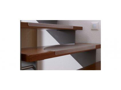 Nášlapy na schody - polykarbonát