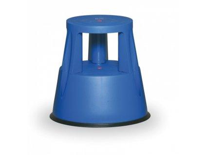Plastové posuvné stupátko, modré