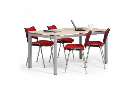 Jednací stůl AIR, deska 2020 x 820 mm, buk