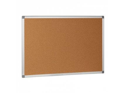 Korková nástěnka 1200 x 900 mm