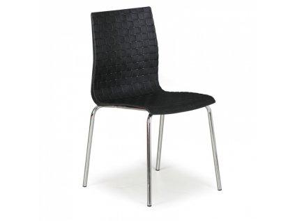 Židle Mezzo, černá