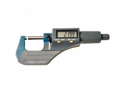 Digitální mikrometr 0-25 mm
