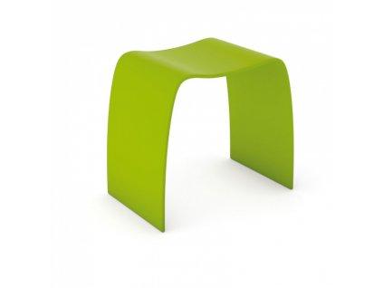 Stolička Bentwood, zelená