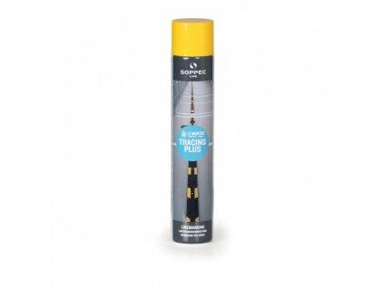 Značkovací sprej Tracing plus, žlutá
