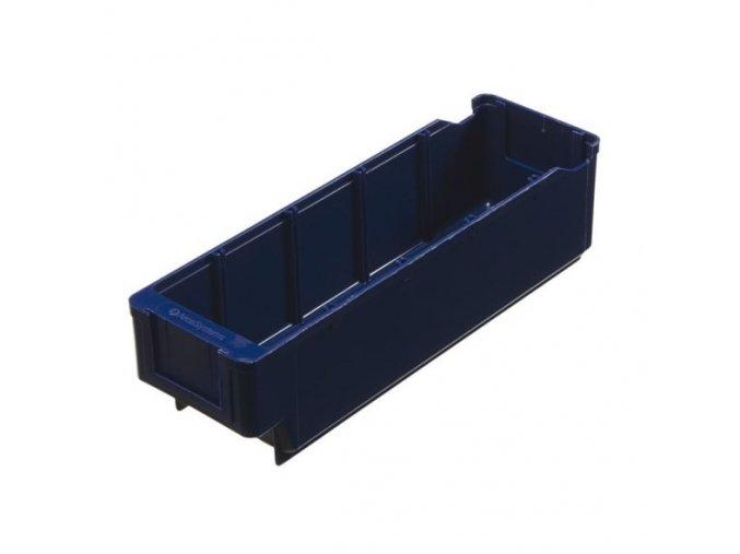 Plastová regálová přepravka SA 300 x 94 x 82 mm