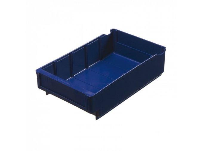 Plastová regálová přepravka SA 300 x 188 x 80 mm
