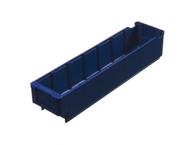 Plastová regálová přepravka SA 400 x 9 4x 82 mm