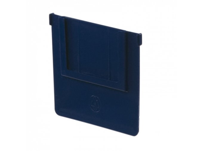 Dělící přepážky pro regálové přepravky, šířka 94 mm, 20 ks