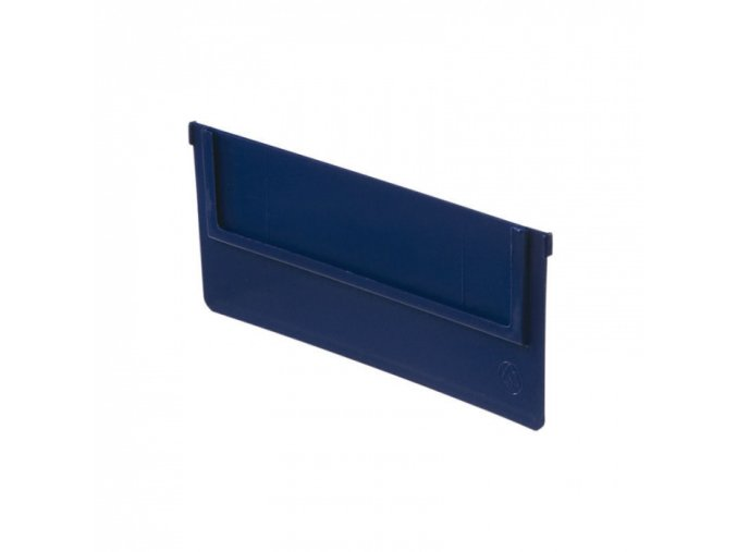 Dělící přepážky pro regálové přepravky, šířka 188 mm, 20 ks