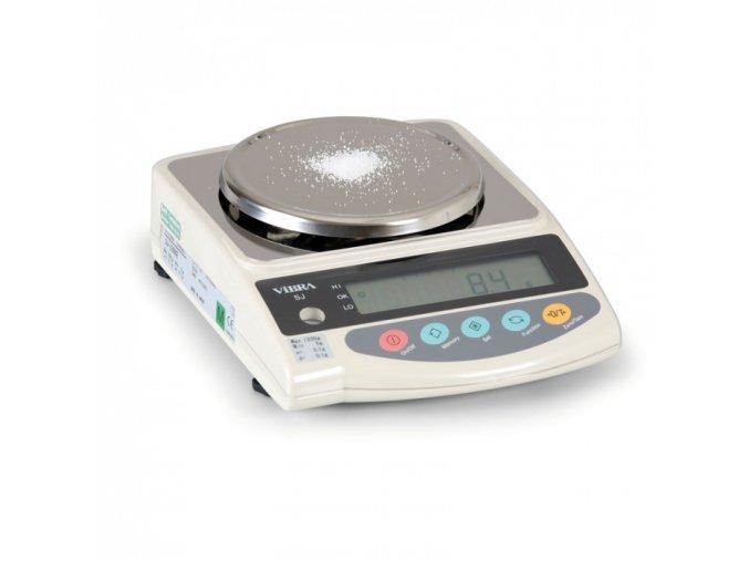 Cejchuschopná laboratorní váha VIBRA SJ-2200CE, 2,2 kg