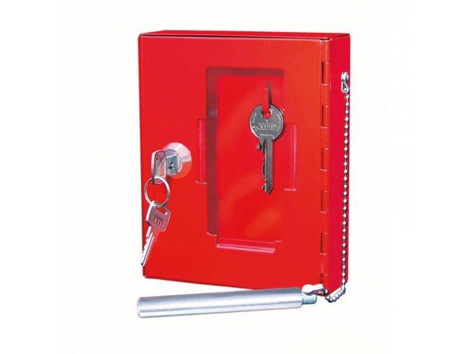 Bezpečnostní schránka pro nouzové klíče