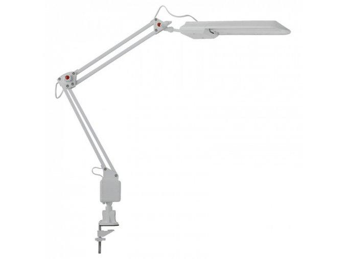 Stolní lampa Heron, bílá