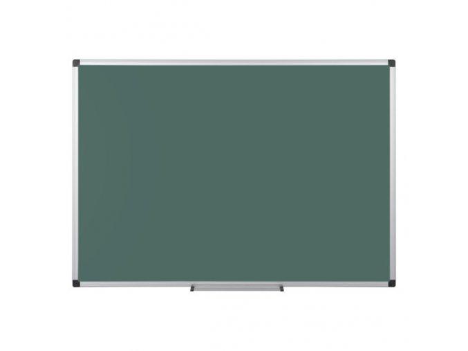 Zelená školní keramická popisovací tabule, 180x120 cm