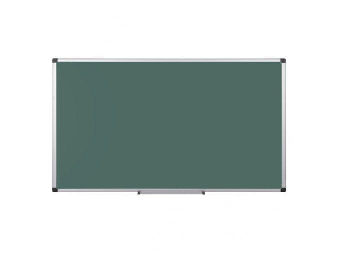 Zelená školní keramická popisovací tabule, 200x100 cm