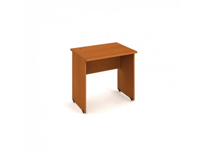 Pracovní stůl UNI, rovný 800 x 600 mm, třešeň