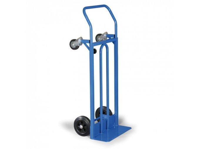 Rudl a plošinový vozík v jednom