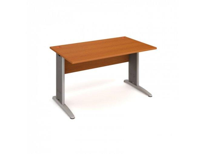 Kancelářský psací stůl SELECT, 1400 x 800 mm, buk