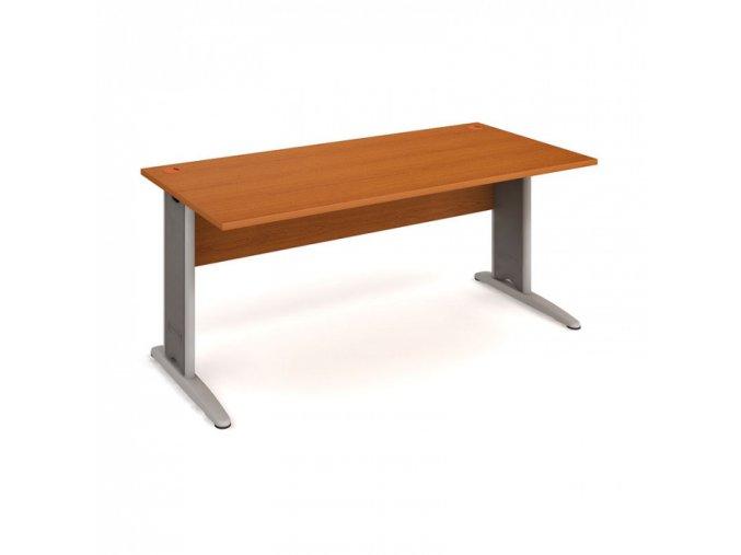 Kancelářský stůl SELECT, 1800 x 800 mm, dezén třešeň