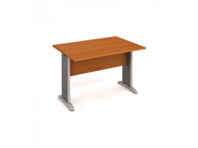 Stůl jednací SELECT, 1200 x 800 x 755 mm, třešeň