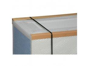 Kartonová rohová výztuž, 35x35 mm, délka 1800 mm, 50 ks