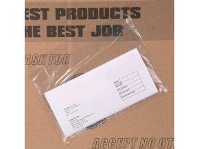 Samolepící transportní obálky na doklady A4, 500 ks