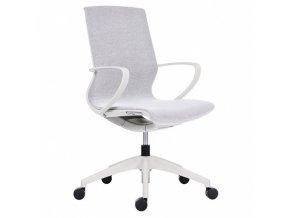 Kancelářská židle VISION, bílá