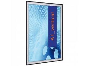 Plakátové klip rámy, voděodolné, 420 x 594 mm