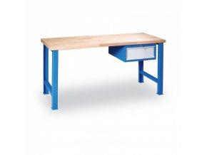 Stůl dílenský GÜDE, 1200 x 685 mm, 1x zásuvka