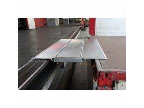 Přenosná přechodová rampa, 627 x 1250 mm