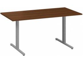 Stůl konferenční CLASSIC A, 1600 x 800 x 742 mm, ořech