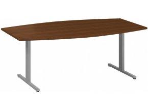 Stůl konferenční CLASSIC A, 2000 x 800 x 742 mm, ořech