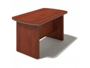 Přídavný stůl BERN PLUS, 1300 x 700 mm, wenge