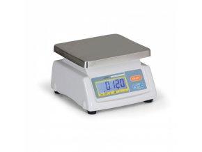 Cejchuschopná stolní váha T-SCALE TST28-15D, 2 displeje