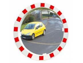 Nerozbitné dopravní zrcadlo průměr 900 mm