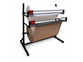 Řezací stojan s osazením pro papír i fólii 750 mm