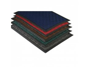Gumová interiérová čístící rohož