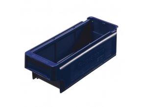 Plastová regálová přepravka SA 300 x 115 x 100 mm