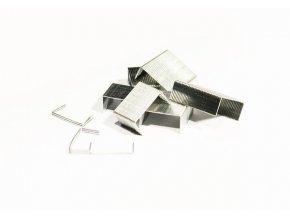 Ocelové spony do sponkovačky 73-10, 8100 ks