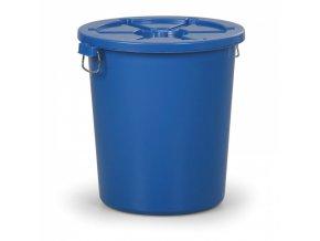 Nádoba na odpad s víkem 110 litrů
