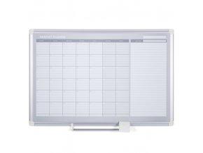 Měsíční plánovací tabule LUX, 90x60 cm