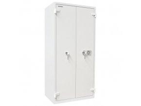 Ohnivzdorná archivační skříň, elektronický zámek, 662 kg