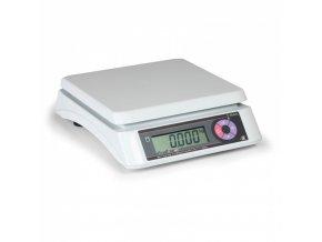 Cejchuschopná váha ISHIDA iPC-15KDS, 2 displeje, 15 kg, 280 x 285 mm